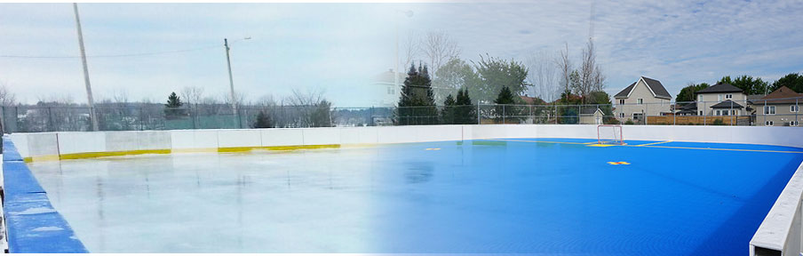 Multisurface rink