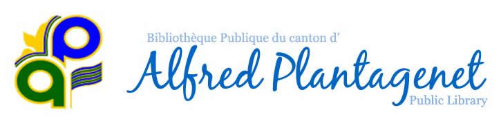 Public Libraries of Alfred and Plantagenet Print Logo